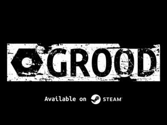 """Das Bild zeigt das Logo des Spieles """"GROOD""""."""