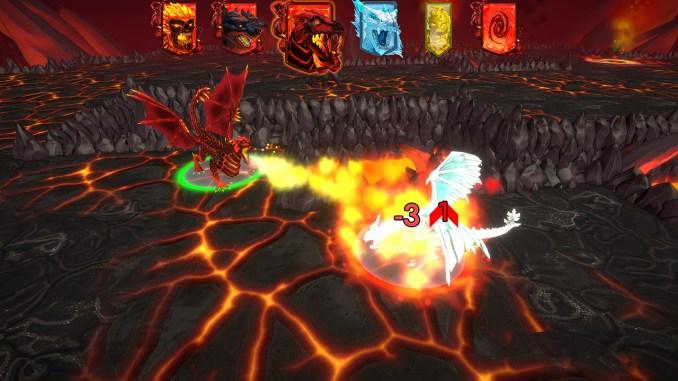 """Das Bild zeigt eine Szene aus dem Spiel """"Eldrador Creatures""""."""
