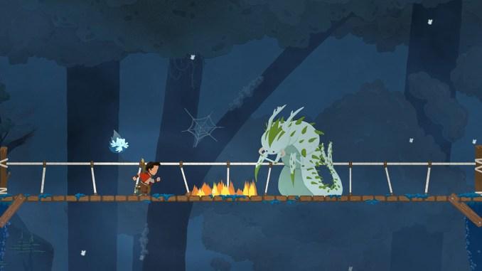"""Das Bild zeigt eine Szene aus dem Spiel """"Legends of Ethernal """"."""