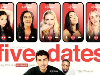 """Das Bild zeigt das Logo von """"Five Dates""""."""