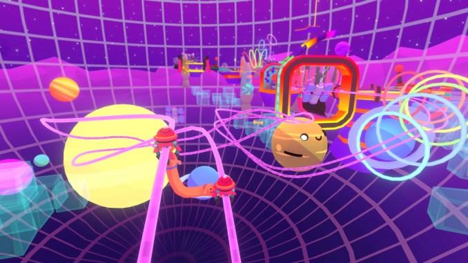 """Das Bild zeigt eine Szene aus dem Spiel """"PHOGS!""""."""