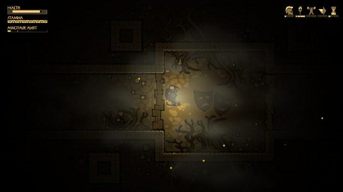 """Das Bild zeigt eine Szene aus dem Spiel """"TAURONOS""""."""