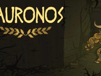 """Das Bild zeigt das Logo von """"TAURONOS""""."""
