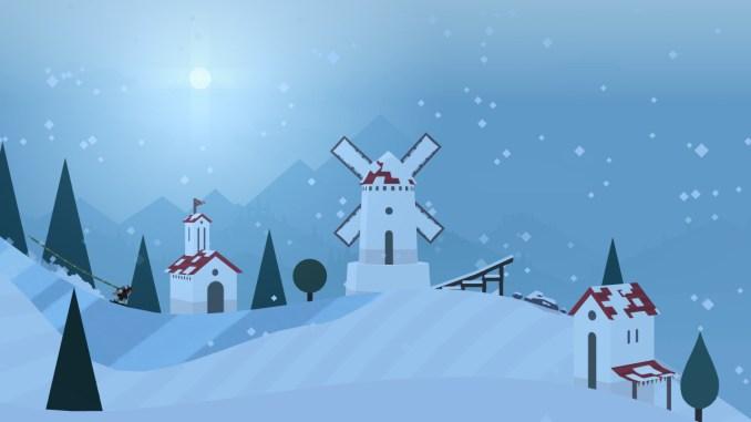 """Das Bild zeigt eine Szene aus dem Spiel """"The Alto Collection""""."""