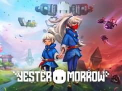"""Das Bild zeigt das Logo von """" YesterMorrow""""."""