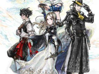"""Das Bild zeigt ein Artwork zu dem Spiel """"Bravely Default II""""."""