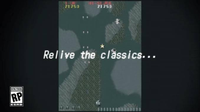 """Das Bild zeigt eine Szene aus einem der Spiele, welche in """"Capcom Arcade Stadium"""" enthalten sind."""