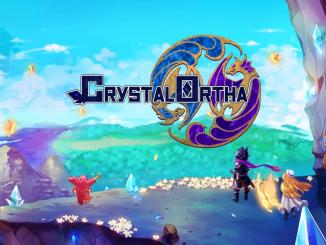 """Das Bild zeigt das Logo von """"Crystal Ortha""""."""