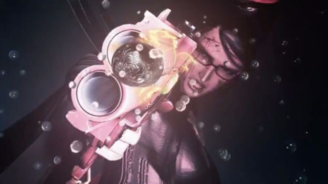 """Das Bild zeigt eine Szene aus dem Spiel """"Bayonetta 3"""". Dieses wird von PlatinumGames entwickelt."""
