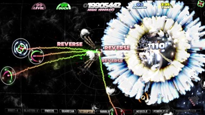 """Das Bild zeigt eine Szene aus dem Spiel """"Bezier: Second Edition""""."""