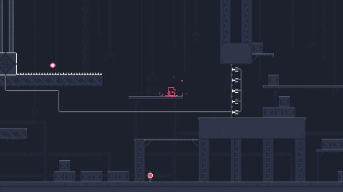 """Das Bild zeigt eine Szene aus dem Spiel """"Charge Kid""""."""