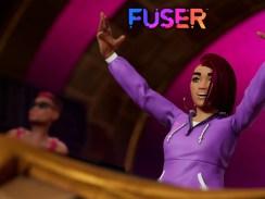"""Das Bild zeigt eine Szene aus dem Spiel """"Fuser""""."""