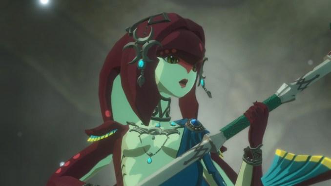"""Das Bild zeigt eine Szene aus dem Spiel """"Hyrule Warriors: Zeit der Verheerung"""". Einige Charaktere finden bald den Weg zu """"Super Smash Bros. Ultimate""""."""