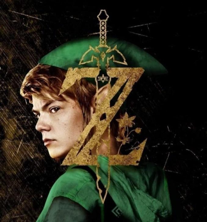 """Das Bild zeigt den Schauspieler für Link für die nun gecancelte Netflix-Serie von """"The Legend of Zelda""""."""