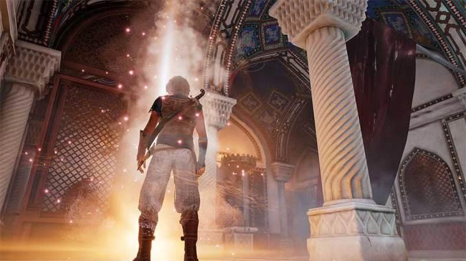 """Das Bild zeigt den Protagonisten im Remake zu """"Prince of Persia: Sands of Time""""."""