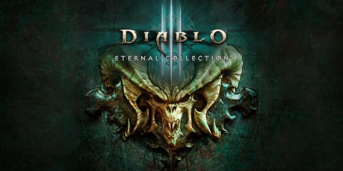 Das Bild zeigt das Titelbild aus dem Spiel Diablo III.