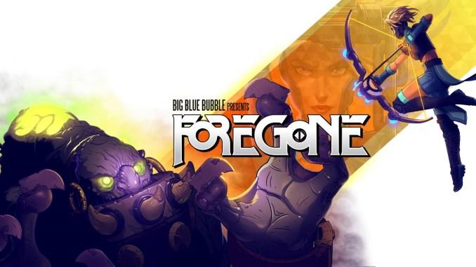"""Das Bild zeigt eine Szene aus dem Spiel """"Foregone""""."""