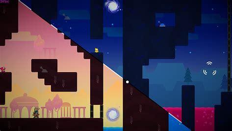 Das Bild zeigt eine Level aus dem Spiel World-Splitter