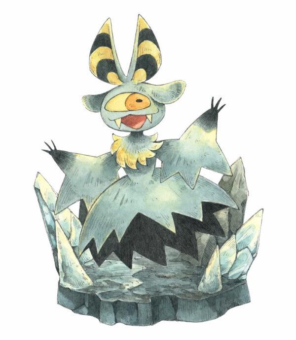 """Das Bild zeigt ein Artwork zu einem Charakter aus """"The Wicked King and the Noble Hero""""."""