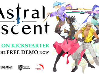 """Das Bild zeigt das Logo von """"Astral Ascent""""."""