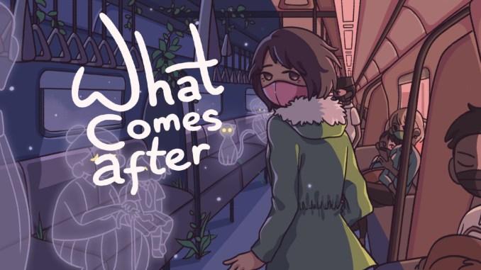 """Das Bild zeigt das Logo von """"What Comes After""""."""