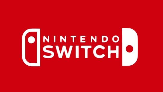 Das Bild zeigt das Logo der Nintendo Switch