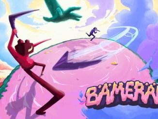 """Das Bild zeigt das Logo von """"Bamerang""""."""