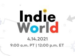 Die neuste Indie World-Präsentation findet am 14. April 2021 statt.