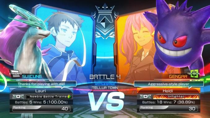 """Das Bild zeigt eine Szene aus dem Spiel """"Pokémon Tekken"""". Das Spiel sit von denselben Entwicklern, die sich auch hinter """"New Pokémon Snap"""" verstecken."""