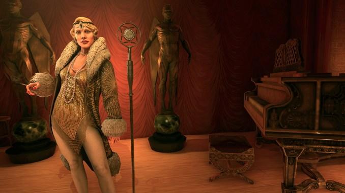 """Das Bild zeigt eine Szene aus dem Spiel """"Empire of Sin""""."""