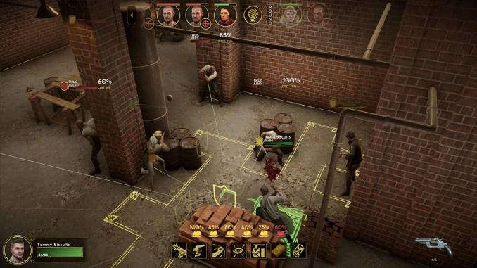 """Das Bild zeigt eine Szene aus dem Spiel """"Empire of Sin"""".v"""