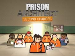 """Das Bild zeigt das Logo von """"Prison Architect""""."""
