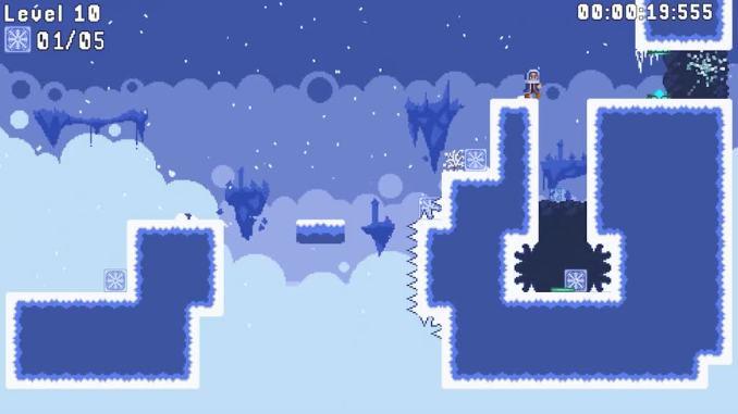 Das Bild zeigt ein Gameplay aus dem Spiel 0 Degrees.