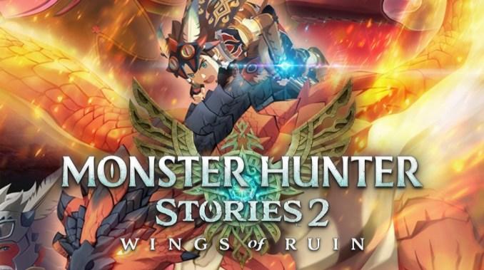 """Das Bild zeigt """"Monster Hunter Stories 2: Wings of Ruin""""."""