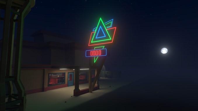 """Das Bild zeigt eine Szene aus dem Spiel """"Discolored""""."""