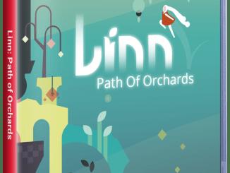 """Das Bild zeigt das Boxart von """"Linn: Path of Orchards""""."""