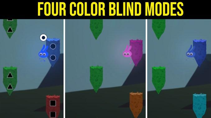 """Das Bild zeigt eine Szene aus dem Spiel """"Luciform""""."""