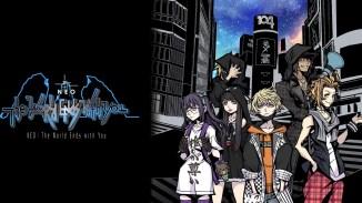 """Das Bild zeigt das Logo von """"NEO: The World Ends with You""""."""