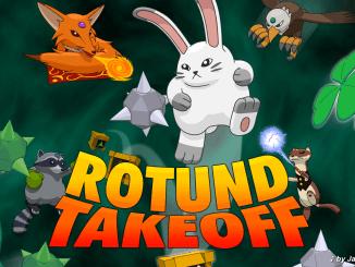 """Das Bild zeigt das Logo von """"Rotund Takeoff""""."""