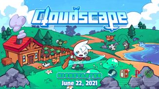 """Das bild zeigt das Logo von """"Cloudscape""""."""