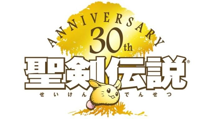 """Das Bild zeigt, das Logo vom 30- jährigen Jubiläum der """"Mana-Reihe"""""""