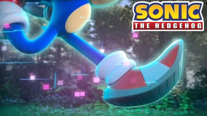 Das Bildzeigt einen Ausschnitt aus dem Spiel Sonic 2022.