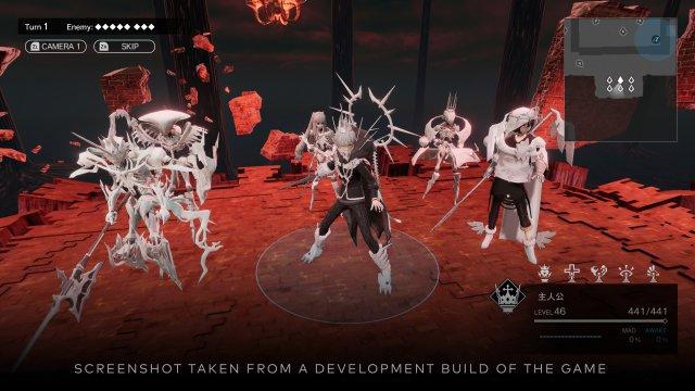 """Das Bild zeigt den Protagonist und seine Schergen aus dem Spiel """"MONARK"""""""