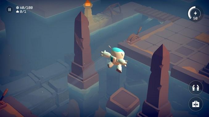 """Das Bild zeigt eine Szene aus dem Spiel """"Doomsday Vault""""."""