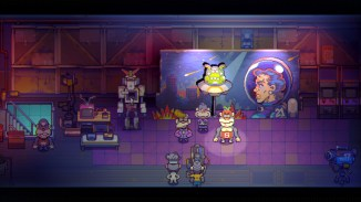 """Das Bild zeigt eine Szene aus dem Spiel """"Eastward""""."""