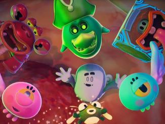 """Das Biild zeigt eine Szene aus dem Spiel """"Kukoos: Lost Pets""""."""