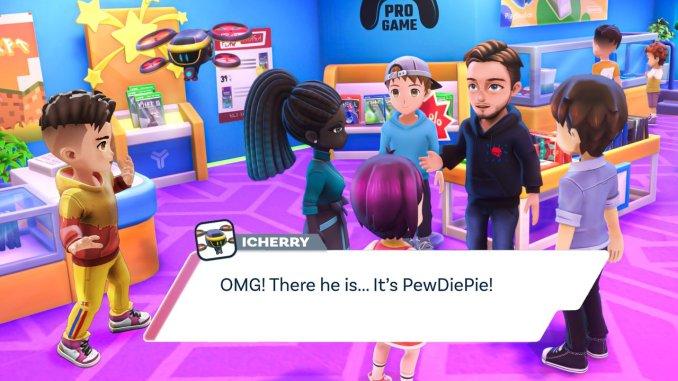 """Das Bild zeigt eine Szene aus dem Spiel """"Youtubers Life 2""""."""