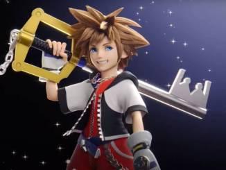 """Das Bild zeigt Sora, einen der Kämpfer aus dem Spiel """"Super Smash Bros. Ultimate""""."""