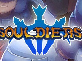 """Das Bild zeigt das Logo von """"Souldiers""""."""