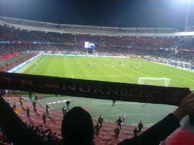 UEFA-Cup Nürnberg - Everton 0:2 Nuremberg 2007
